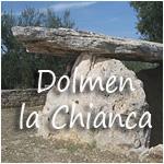 Dolmen la Chianca