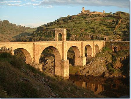 Brücke von Alcántara