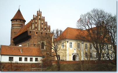 Schloss Allenstein