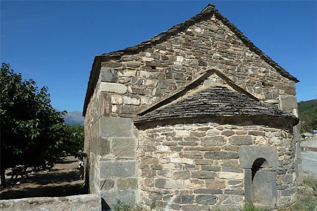 Genuesenbrücke und Kapelle