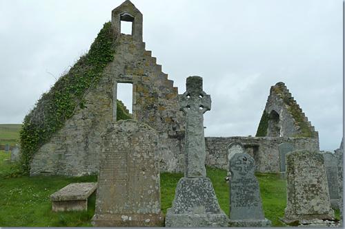 Balnakeil Church