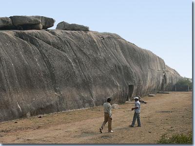 Barabar-Höhlen