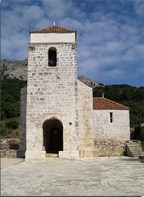 Kapelle St. Lucija