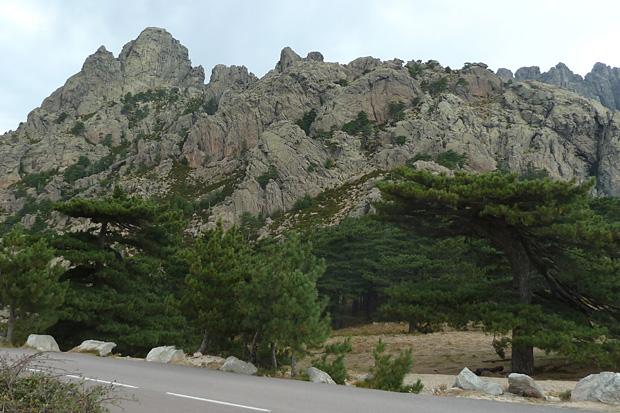 Col de Bavella