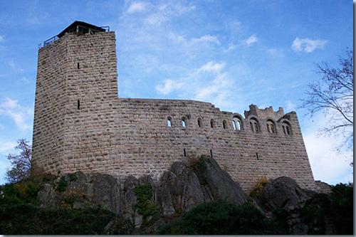 Burg Bernstein (Elsass)