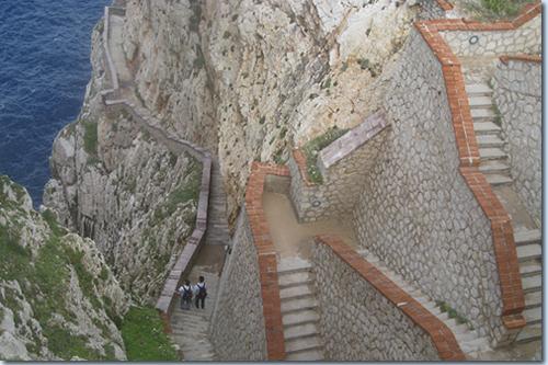 Grotta di Nettuno am Capo Caccia