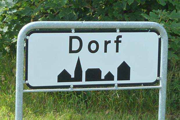 Dorfmølle