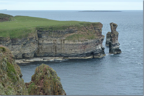 Duncansby Head and Stacks