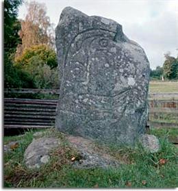 Piktischer Symbolstein
