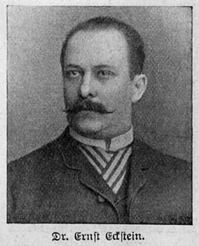Ernst Eckstein