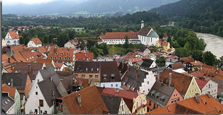 Fallturm Hohes Schloss Füssen
