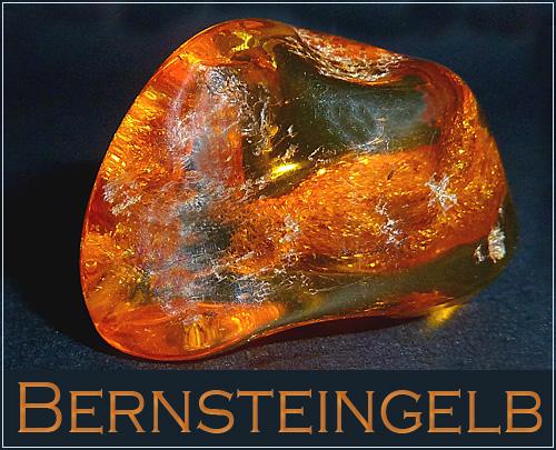 B wie Bernsteingelb