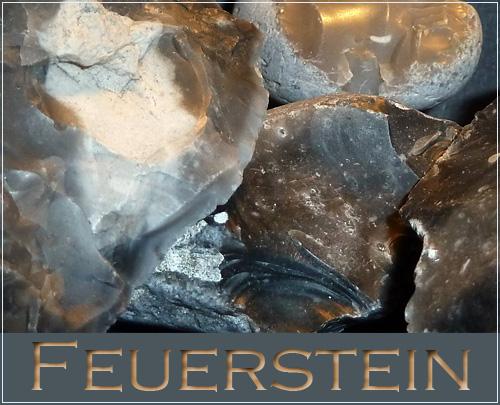 B wie Feuerstein