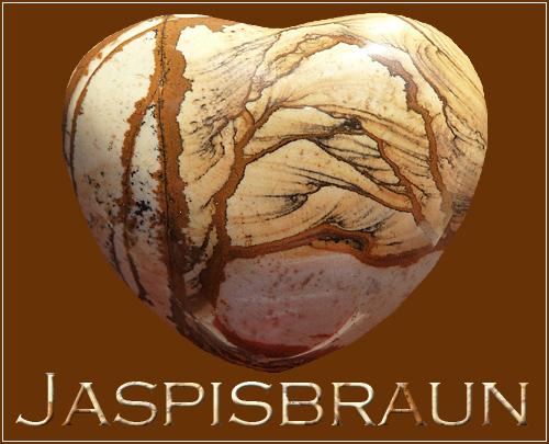 J wie Jaspisbraun