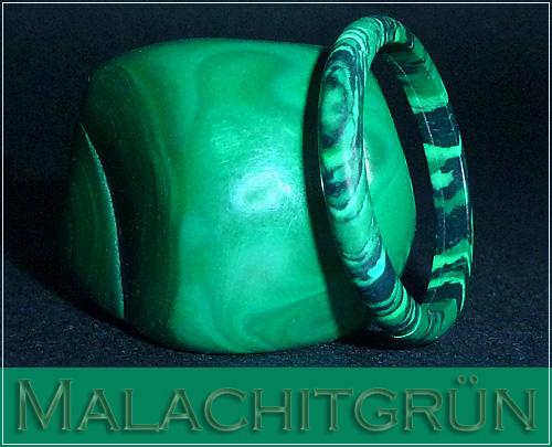 M wie Malachitgrün