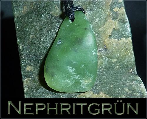N wie Nephritgrün