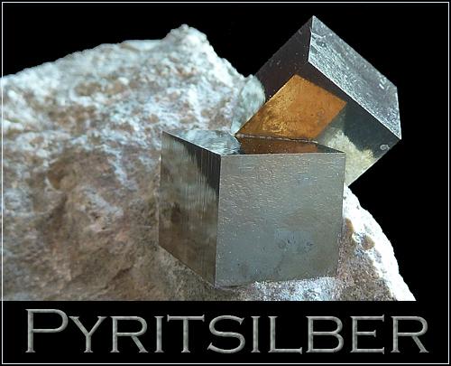 P wie Pyritsilber