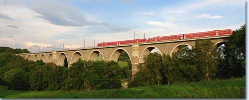 Bahnviadukt Frankenstein