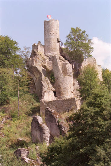 Burg Frýdštejn