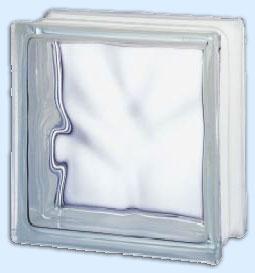 Glasbaustein