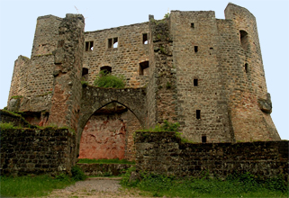 Burgruine Gräfenstein