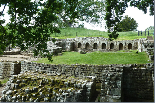 Fort Chesters am Hadrianswall