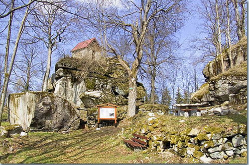 Burgstall Haselstein