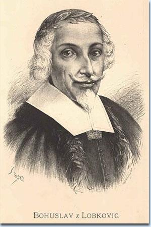 Bohuslaus Lobkowicz von Hassenstein