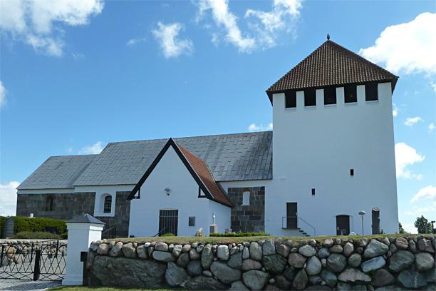 Thorstein in Hørdum Kirke
