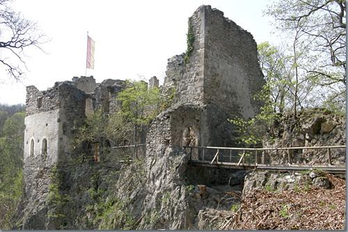 Burgruine Johannstein