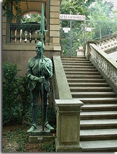 Lapidarium in Stuttgart