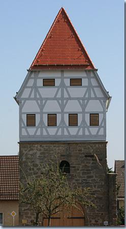 Wehrturm Lehrensteinsfeld