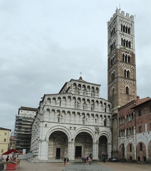 Duomo di Lucca