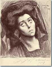Marguerite Steinheil 1909