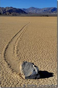 Wandernde Steine