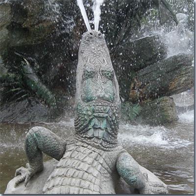 Neptunbrunnen in ???