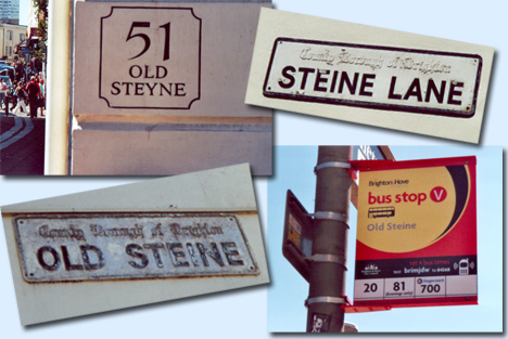 Old Steine