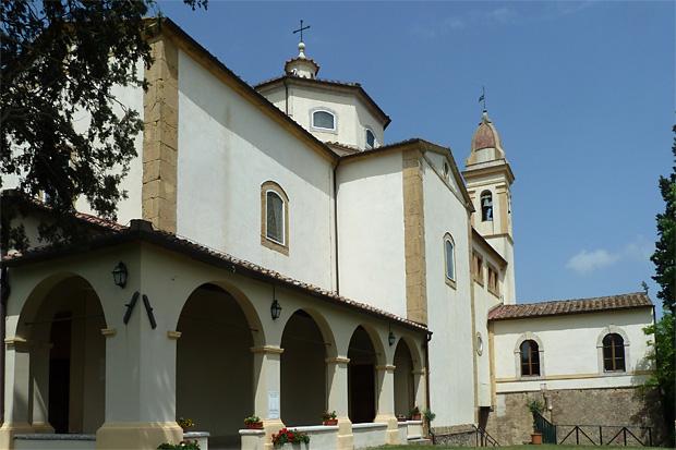 Wallfahrtskirche Pancole