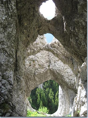 Piatra-Craiului-Gebirge
