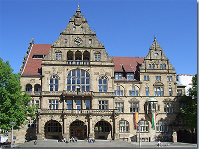 Altes Rathaus Bielefeld