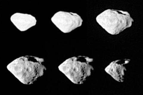 Steins - von Rosetta aufgenommen