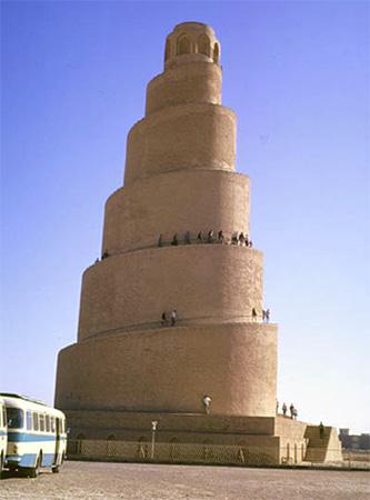Minarett von Samarra