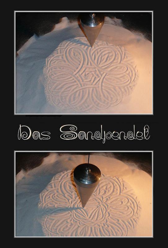 Sandpendel