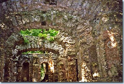 Grottentheater - Felsengarten Sanspareil