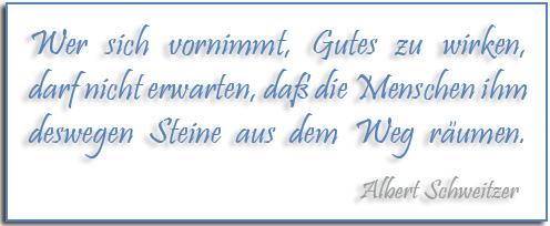 Zitat von Albert Schweitzer