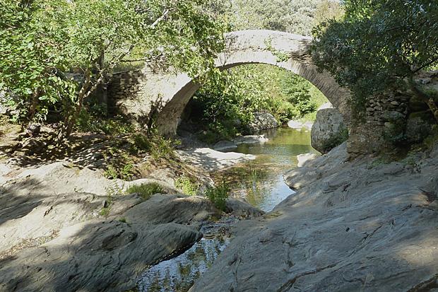 Genuesenbrücke bei Selamace