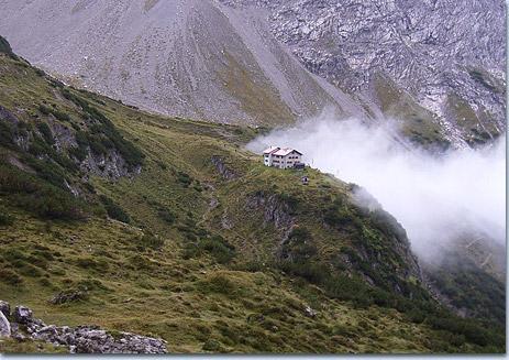 Steinseehütte