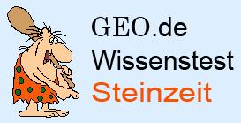 Geo.de Wissenstest Steinzeit