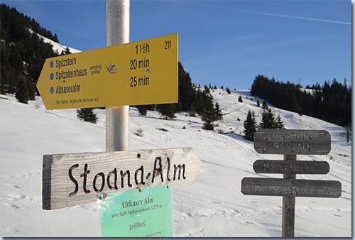 Stoana-Alm