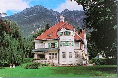 Villa Strauss
